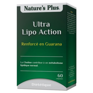 Ultra lipo action 60cp Nature's plus