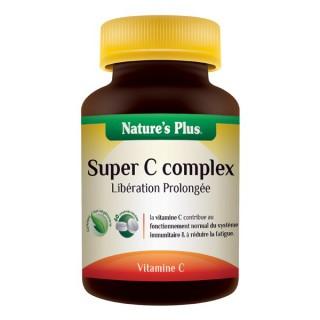 """Super C complex 500 """"libération prolongée"""" 60cp"""