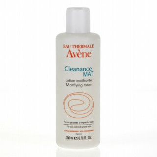 Avène cleanance mat lotion matifiante 200ml