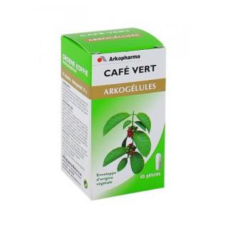 Arkogélules Café Vert 45 Gélules