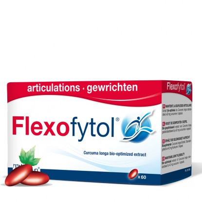 Tilman Flexofytol 60 Gélules