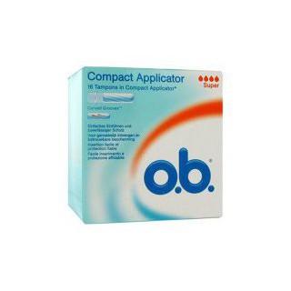 Ob Tampon applicateur Super Boite 16