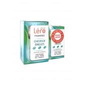 Léro Phanères Cheveux et Ongles Lot 90 capsules + 30 offertes