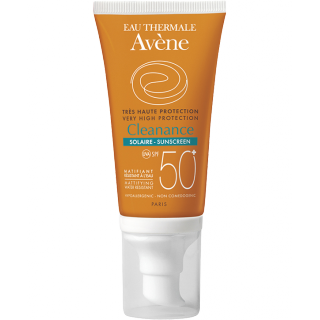 Avène cleanance solaire spf50+ 50ml