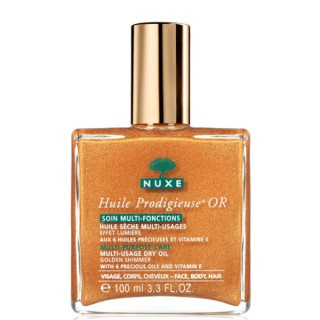 Nuxe Huile Prodigieuse or (golden Prodigious dry oil) 100ml