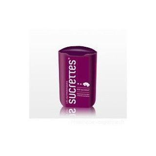SUCRETTES synthetic sugar 1tablet = 2sugar box 350 tabs