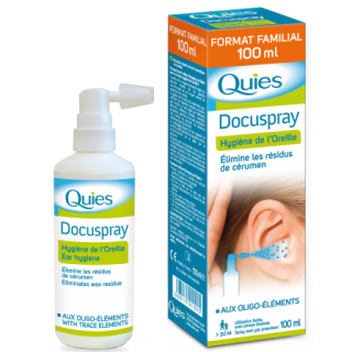 Quies Docuspray Oreilles 100ml