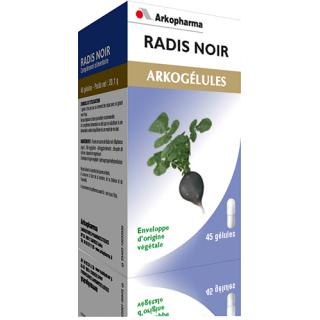 Arkogélules Radis Noir 150 Gélules