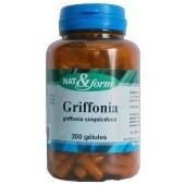 Nat&Form Griffonia 200 gélules