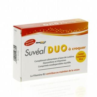 Suvéal Duo à croquer 90cp