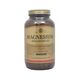 Solgar Magnésium Bisglycinate 250 Tablets