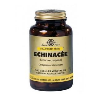Solgar Echinacée 100 Gélules Végétales