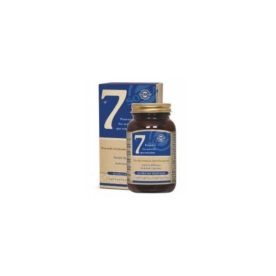Solgar N7 30 Gélules