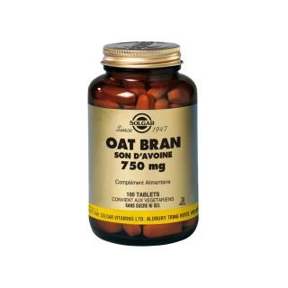 Solgar Oat Bran (son d'avoine) 100 Tablets
