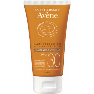 Avène Solaire Crème Teintée spf30 50ml