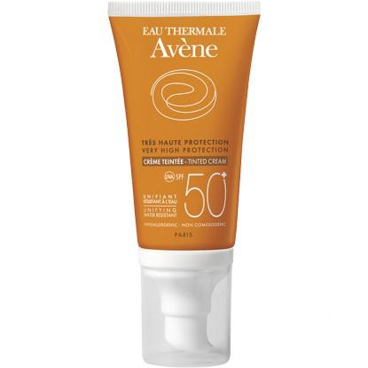 Avène Solaire 50spf Crème Teintée 50ml