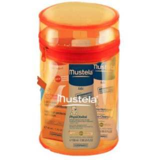Mustela My 1st Sunny Week end case face