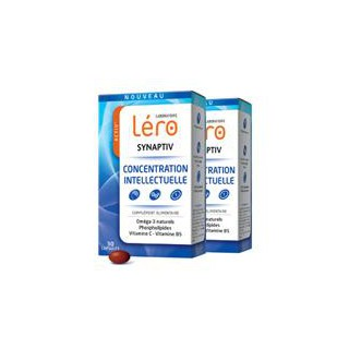 Lero synaptiv lot de 2x30 capsules
