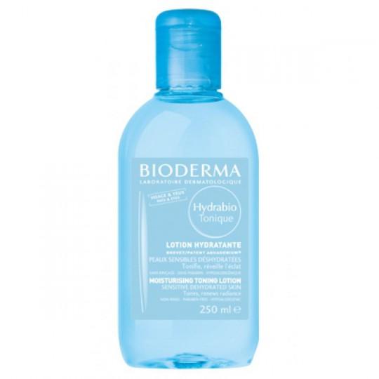 Bioderma Hydrabio moisturing toning lotion 250ml