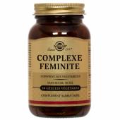 Complexe feminité Solgar 30 gélules végétales
