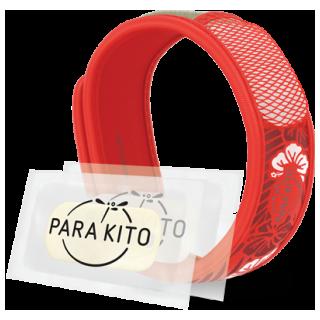 Parakito Bracelet graffic rouge 1 unité