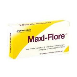 Synergia Maxi-Flore 30 comprimés