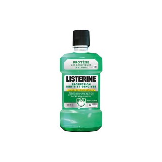 Listerine Protection Teeth and Gums 250ml