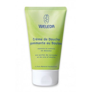 Weleda Exfoliating Shower Cream Bouleau 150ml DUO