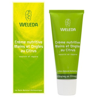 Weleda creme mains au citrus 50ml