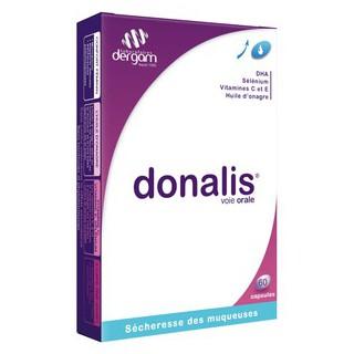 Donalis 60 Caps Dergam