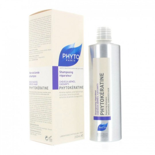 Phytosolba Phytokeratin Shampoo 200ml