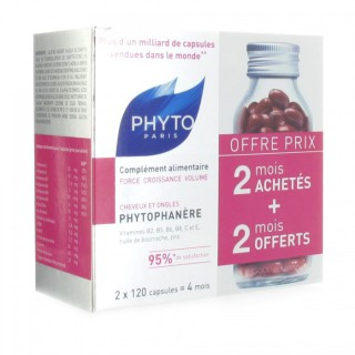 Phytosolba Soin Phytophanère 120C package