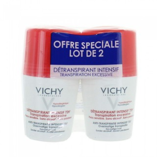 Vichy Deodorant anti-perspiring treatment roller 50ml package