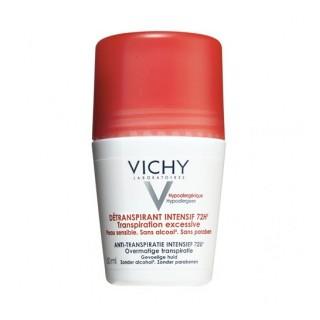 Vichy intensive antiperspiring treatment 72H 50ml