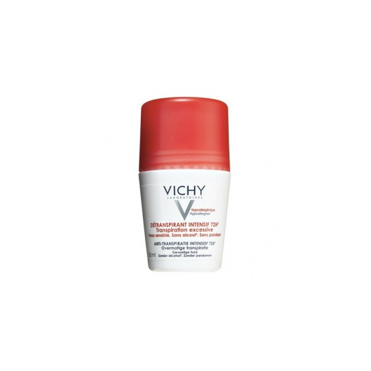 Vichy Déodorant Détranspirant Intensif 72H 50ml solo