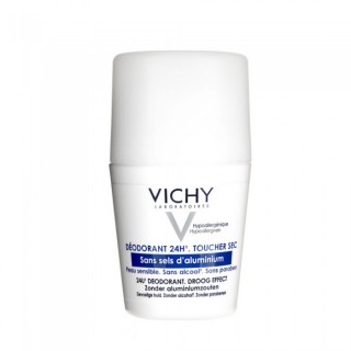 Vichy Deodorant aluminum salt free roller 50ml