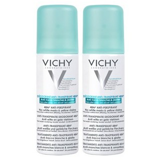 Vichy déodorant spray Anti-transpirant 125ml DUO