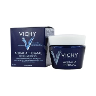 Vichy Aqualia SPA soin de nuit pot 75ml