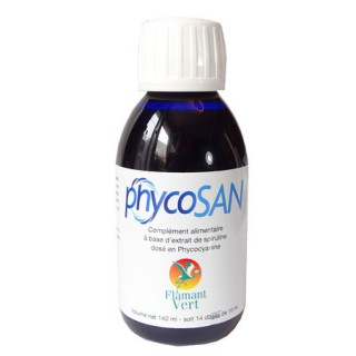 Flamant Vert Phycosan 14 doses de 1ml