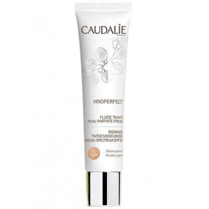 Caudalie Vinoperfect Fluide Teintée Light 40ml