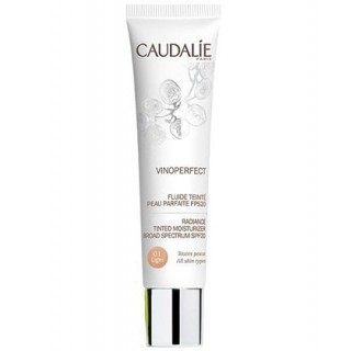 Caudalie Vinoperfect Light Tinted Fluid 40ml