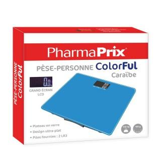 Pharmaprix Pèse personne Bleu