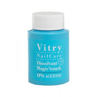 Vitry Dissolvant mousse Magic'touch