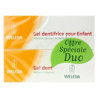 Weleda Dentifrice Enfant 50ml DUO