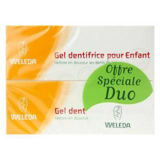 Weleda Dentifrice Enfant 50ml DUO