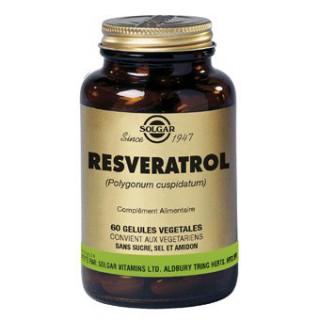 Solgar Resveratrol 60 gélules