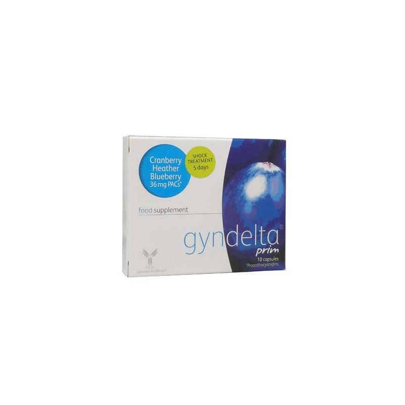 Gyndelta Prim 10 Gélules - PurePara