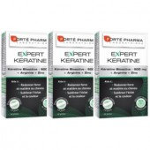 Forte Pharma Expert Keratine  3x40 gélules