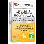 Forte Pharma Expert Onagre et Bourrache 60capsules