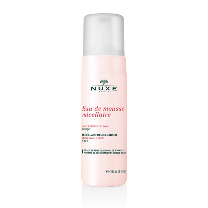 Nuxe eau de mousse pétale de rose 200ml